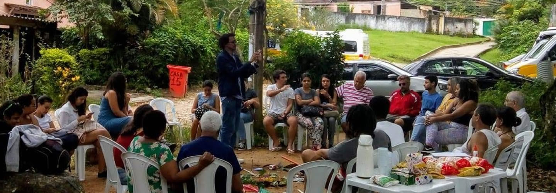 EICOS – Psicossociologia de Comunidades e Ecologia Social IP-UFRJ
